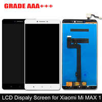 For Xiaomi Mi Max LCD Display Digitizer Touch Screen Assembly 6 44Inch Mi Max Cell Phone