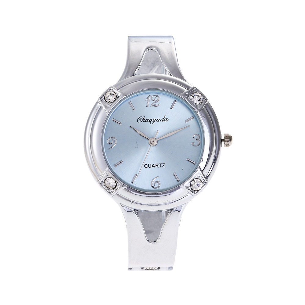 Fashion Full Steel Bracelet Watch Women Watches Rhinestone Women's Watches Ladies Watch Clock relogio feminino reloj mujer saat