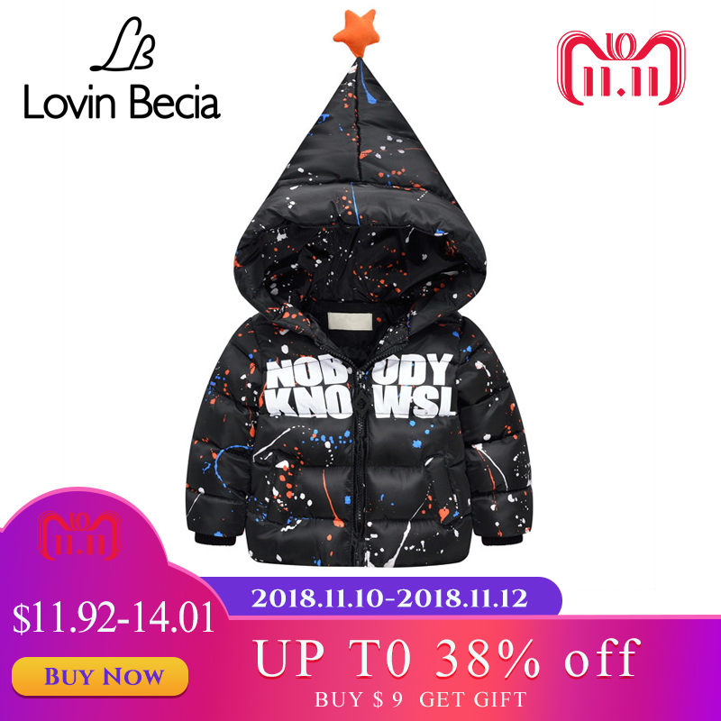 0f229dfc4 Lovinbecia baby boys Ultra light Fashion down jacket girls kids ...