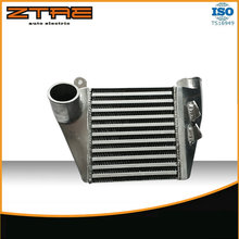 185*199*120mm Universal Turbo Intercooler apto para VW JETTA 02-05 Golf GTI MK4
