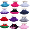 Mother and Kids Pettiskirt Soft Nylon Children Girl Tutu Skirt Plus Size Factory Directly
