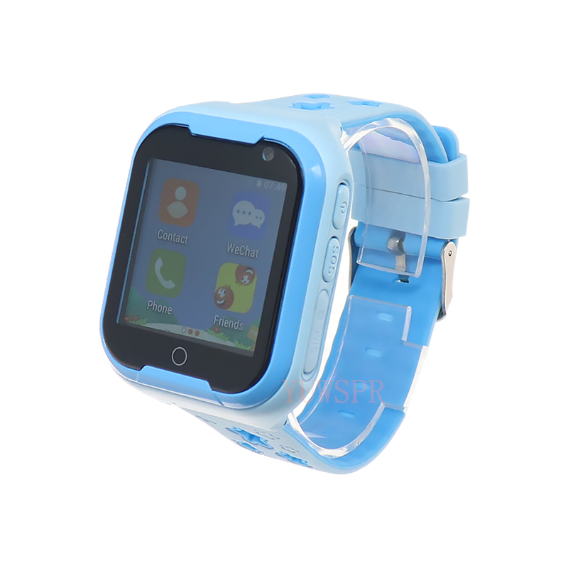 Kids GPS Tracker 4G Smart watch M05 LBS WIFI location SOS call Android 4.2 Pedometer Camera Children Smart watches M05 1PCS 13