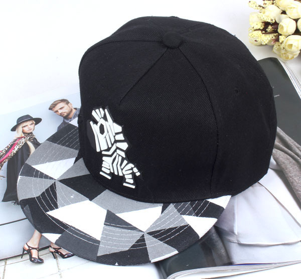 Women Cute Hip Hop Cap...