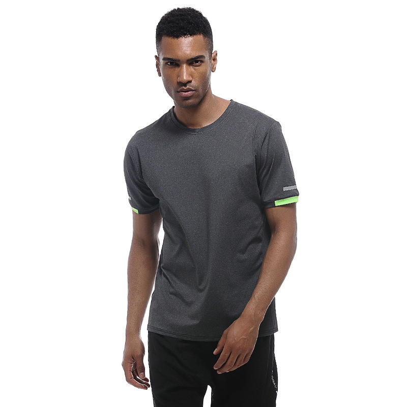 CARWORNIC O Neck Short Sleeve Men 39 s T Shirt Men Gyms Fashion Fitness Tshirts Breathable Workout Male Causal T shirt Tops New in T Shirts from Men 39 s Clothing