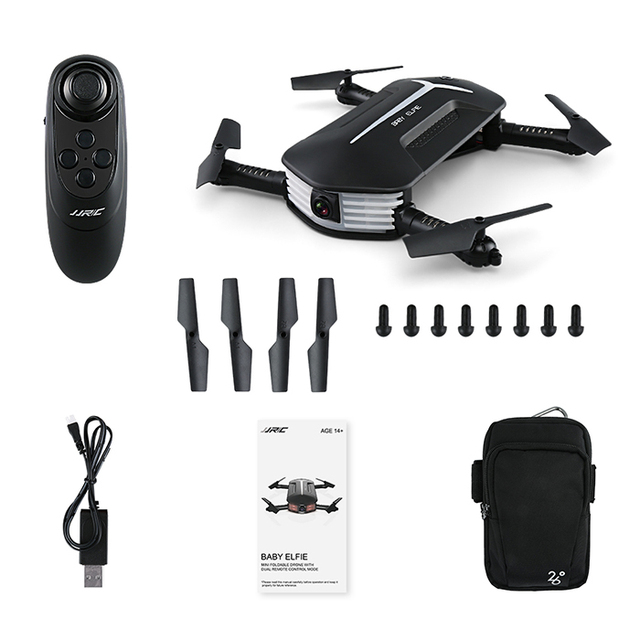 RC Quadcopter Mini Selfie RC Drone 720P WIFI FPV G-sensor