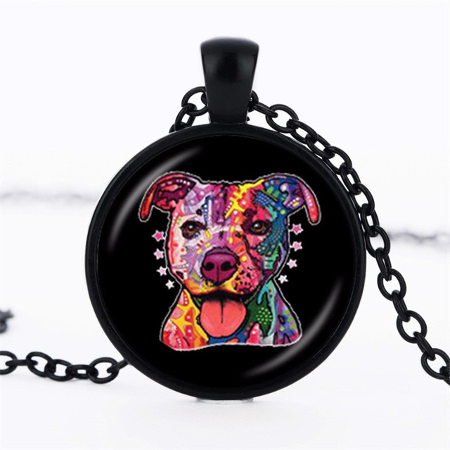 19 styles pit bull dog necklace american pitbull terrier pet puppy 19 styles pit bull dog necklace american pitbull terrier pet puppy rescue pendant bulldog jewelry for aloadofball Gallery