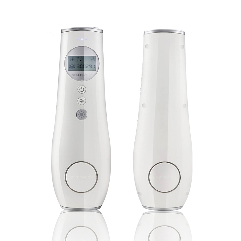home use mini ipl ice hair removal device  with 300000 flashhome use mini ipl ice hair removal device  with 300000 flash