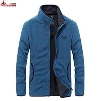 UNCO BOROR New Men S Soft Shell Fleece Denim Blue Hoodies Sweatshirt Men Hip Hop Plus