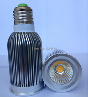 Free Shipping E2715W Dimmable Warm White Natural White Cold White COB LED Sport Light Lamp Led
