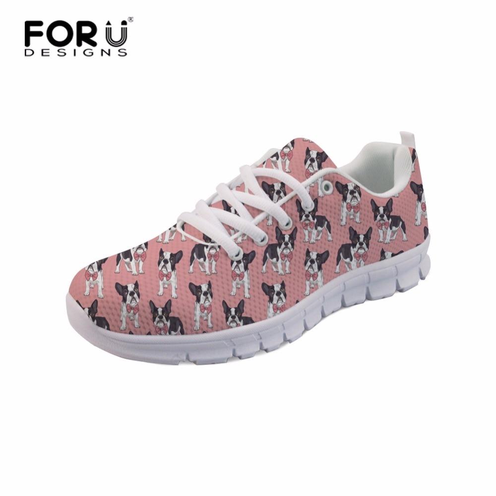 FORUDESIGNS Mujer Zapatos casuales Mujer Al aire libre plana - Zapatos de mujer