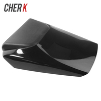 Cherk Motorcycle Black Plastic Rear Seat Cover Guard Fairing Cowl For Yamaha YZF R6 YZFR6 YZF R6 1998 1999 2000 2001 2002