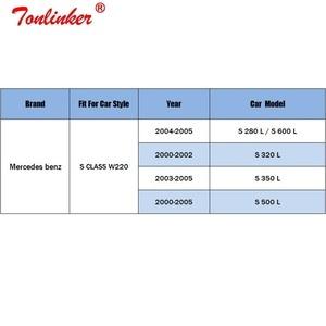 Image 5 - Kabin filtresi Mercedes benz s sınıfı için W211 S280 S320 S350 S500 S600 L 2000 2001 2002 2003 2004 2005 model filtresi oe A2108301118