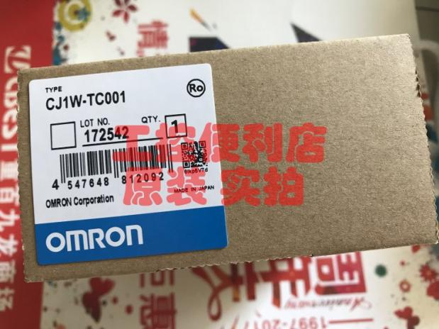 CJ1W-TC001 Temperature Module New NEW Quality Assurance For One Year