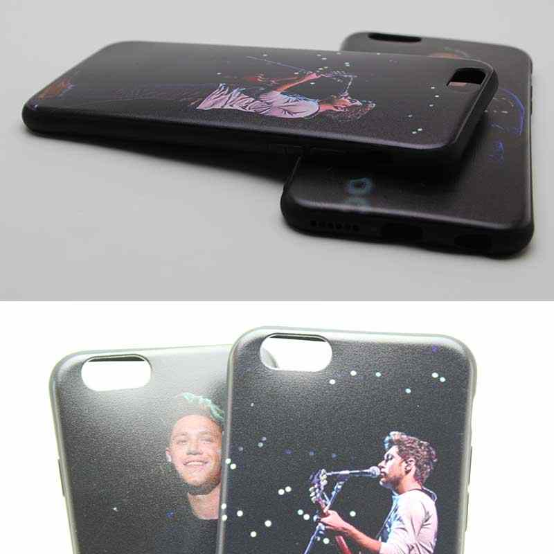 MaiYaCa Cases for Apple iPhone SX Singer Niall Horan Newest Super Cute  Phone Cases for Apple iPhone 8 7 6 6S Plus X SE 5C Cover