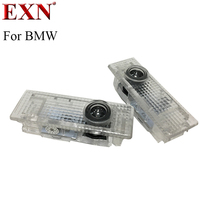 2 шт. двери автомобиля светодиодный проектор Лазерная Призрак Тень Свет, пригодный для BMW X6 7 серии X1 X4 X5 мини 3 серии двери автомобиля Добро пожаловать свет лампы