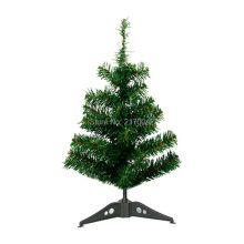 Mini Artificial 45cm Green Artificial Table Christmas Trees Stand Xmas Decor Supplies Tree For New Year