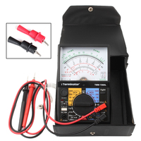 High-sensitivity 7260L multi-function multimeter AC/DC resistance test Ohm Meter with light triode input Analog Multimeter