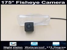 цена на Car Rear view Camera 175 Degree 1080P Fisheye Lens Parking Reverse Camera for Hyundai Santa Fe IX45 XL 2013 2014 2015 Car Camera