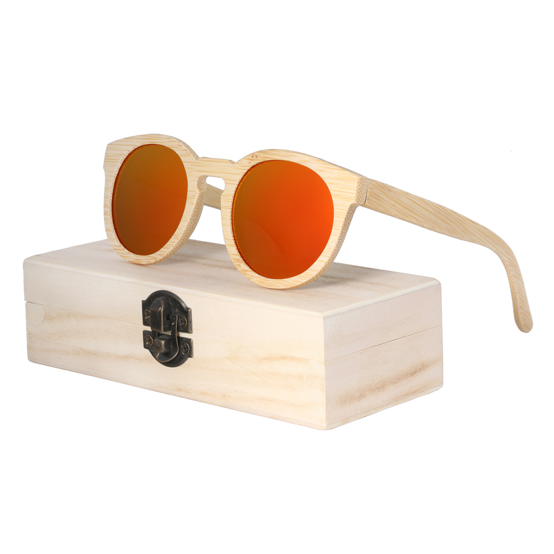 New Fashion Sunglasses Wooden Wood Mens Womens Retro Vintage Glasses Vintage