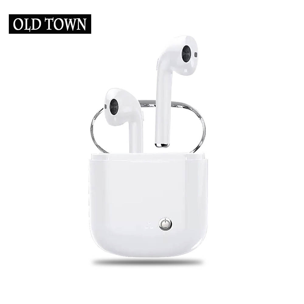 For Airpro I7s TWS Bluetooth Earphone Headphone Wireless Headset Double Twins Stereo Earbuds for Apple IPhone 6 7 Xiaomi Huawei