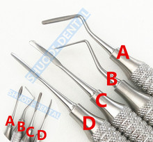 цены на Dental Periotome Contouring Placement Periodontal Surgical Implant Periotome Ligament Dental Oral Surgery Set Perio Serrated Tip  в интернет-магазинах