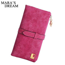 Mara's Dream 2019 Solid Drawstring Nubuck Leather Zipper Lon