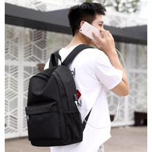 15.6 Inch USB Charging Backpack Laptop Backpacks Mens Womens Shoulder Bag Business Casual Travel College