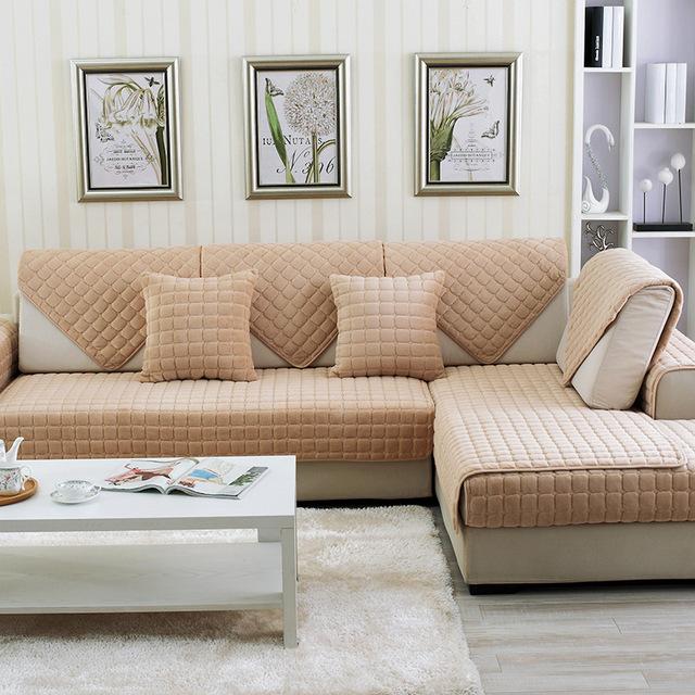 3D Stone Pattern Modern Sofa Cover