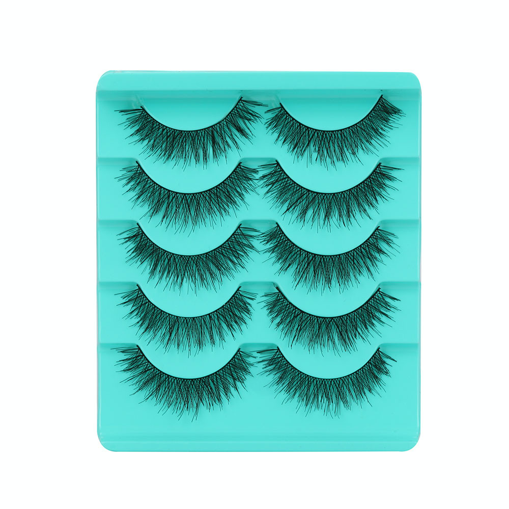 Back To Search Resultsbeauty & Health False Eyelashes Eyelashes 5pair Eye Lashes Extension Fashion Natural Long Crisscross False Eyelashes Lashes Fashion Fakes Eyelash 2019 Jan23