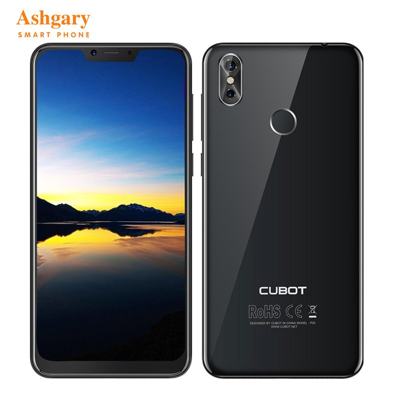 CUBOT P20 4G Smartphone Android 8.0 Original Phablet 6.18