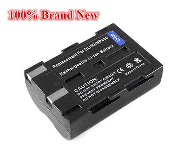 1500 мАч 100% Новый бренд Замена Батареи для камеры для Samsung slb-1674 d-li50 K10 K10D K10D GP K10D K20D gx-10 gx-20 SD1