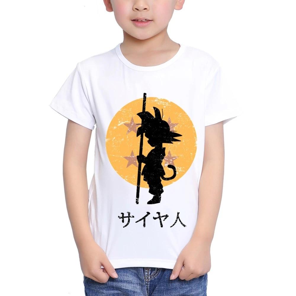 TEEHEART Boys/girls's Modal T shir Goku Ball Anime Printed 18M 10T Summer  Children Summer Clothing TA458|boys summer clothing|clothing boygirl boy -  AliExpress