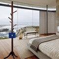 Quarto Sala de estar Em Madeira Maciça Cabide Expositores Lenços Chapéus Sacos de Roupas Prateleira