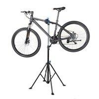 Aluminum Bike Repair Stand Kickstand Wings Kickstand Mountain Bicycle Rack Accessories Parking Hanger
