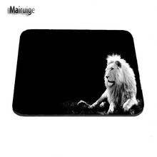 1pcs DIY pattern Lion Background High quality Mice Mats Speed Game Silica gel Optics Mouse Pad Rubber  Mouse Mat Mices Pads