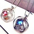Cristal de la manera decoración del todo-fósforo accesorios collar pendiente accesorios collar del diseño largo del otoño e invierno