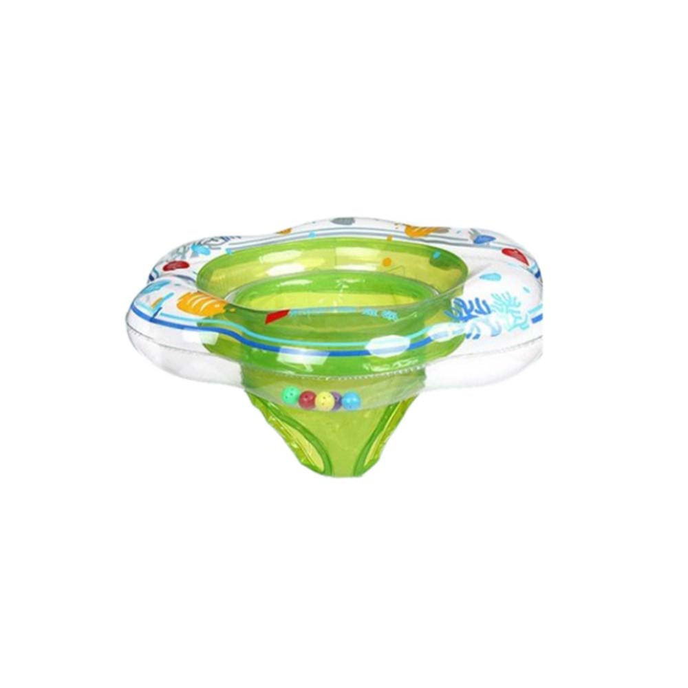Lovely Soft Inflatable Children Swimming Ring Seat Baby Pool Inflatable Toy Swimming Pool Accessories