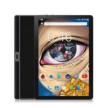 Asli 10 inch 3G 4G LTE tablet pc Android 7.0 Octa Core 4 GB + 32 GB 1280*800 IPS Dual SIM Card WIFI Bluetooth Cerdas phablet 10.1(China)