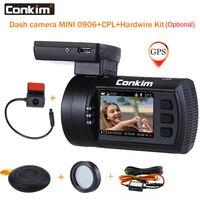 Conkim видеорегистратор с двумя камерами, Автомобильный видеорегистратор супер конденсатор с алюминиевой крышкой, Видеорегистраторы для авт