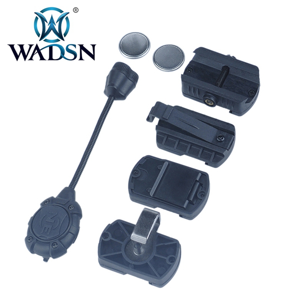 Image 3 - WADSN Princeton Tec MPLS 3 Tactical Helmet Light Military Hunting Airsoft Illumination Lighting System WNE05015 Weapon Lights-in Weapon Lights from Sports & Entertainment