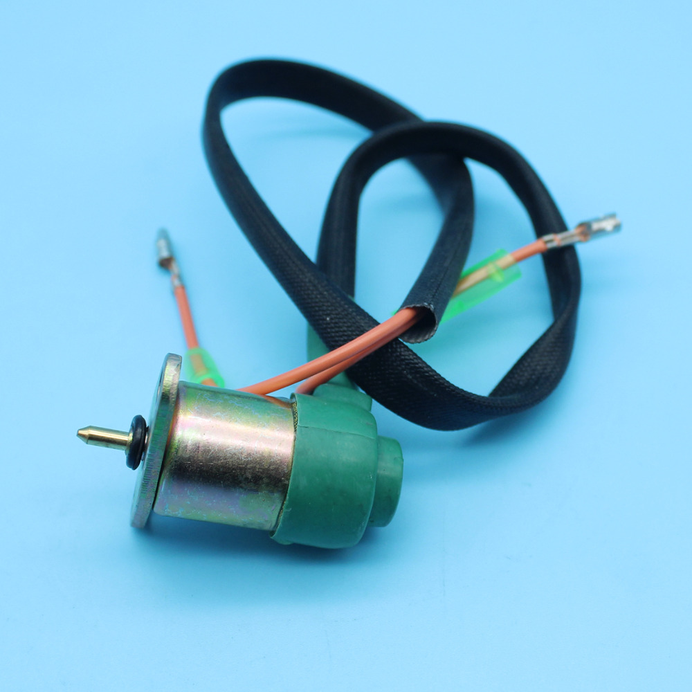 hight resolution of carburetor solenoid wire assy for honda gx340 gx390 11hp 13hp chinese 188f generator engine motor e 5000 e 6500 in chainsaws from tools on aliexpress com