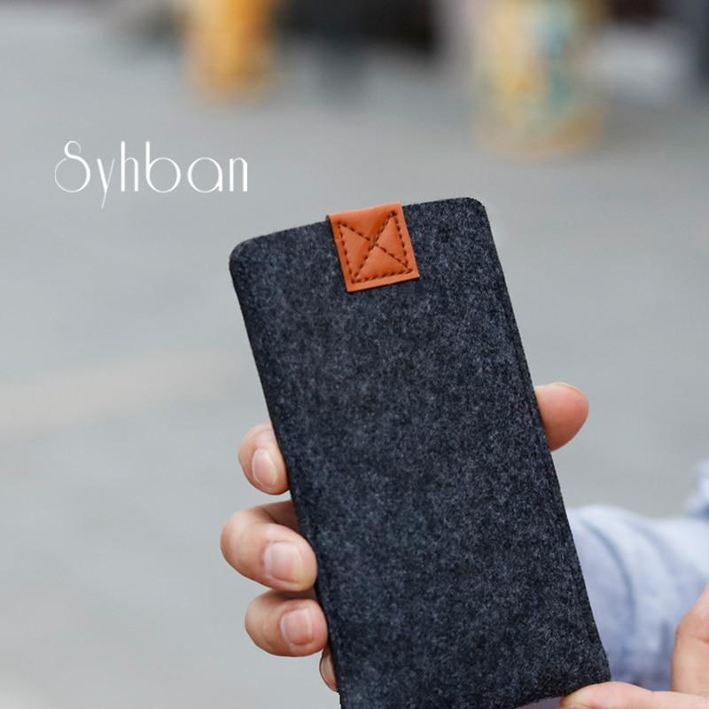 bilder für Wollfilz Brieftasche handytasche Für Xiaomi mi5/5 s fall oder für xiaomi redmi hinweis 3 mi4/4C handy Fall