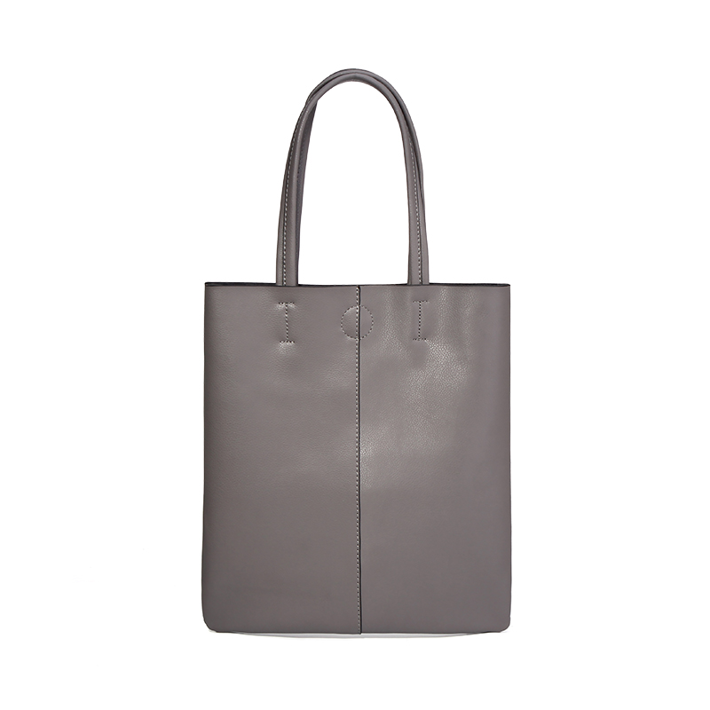 Ms. Japan and South Korea minimalist leather multi-color shoulder bag The new Ms. pocket soft multi-color leather tote bag the new spring and summer ms south korea ensure their boots comfortable show female water thin antiskid tall canister shoe