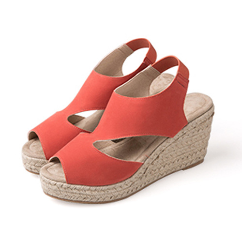 8bdf9811934043 High Heels Hemp Sandals Colors Sandals For Women Summer Elegant Solid  Breathable Rome Female Shoes Quality Wedges Hot Selling-in Women s Sandals  from Shoes ...