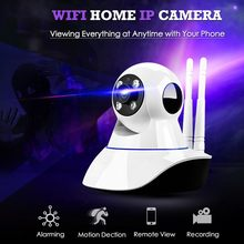 720 p Beveiliging Netwerk CCTV WIFI IP Camera Megapixel HD Wireless Security Camera IR Infrarood Nachtzicht Bewakingscamera(China)