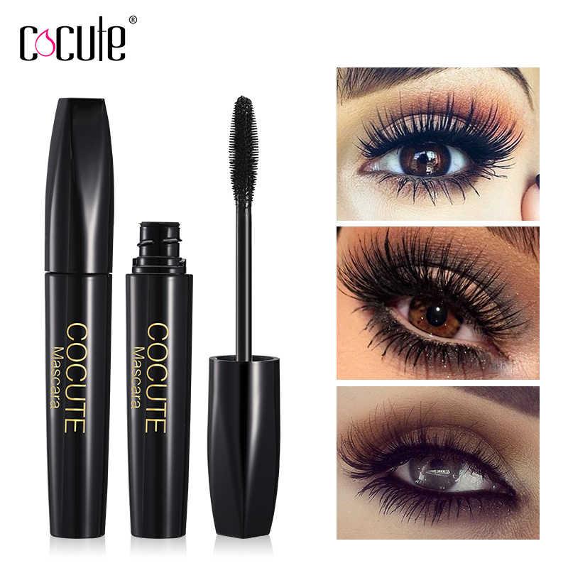 20e47b4cc02 Cocute Newly Mascara False Eyelashes Make Up 3D Waterproof Lengthening  Cosmetics 2018 Mascara 1pc Eye Cosmetic