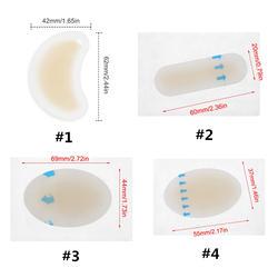 Уход за ногами кожа гидроколлоидный пластырь блистер пятки протектор патчи обувь Pad Стельки для облегчения боли