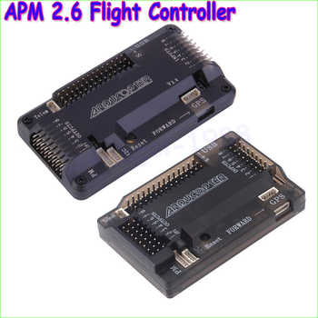 APM2.8 ArduPilot Mega 2.8 APM Flight Control Board with Protective Case for Rc Multicopter Airplane