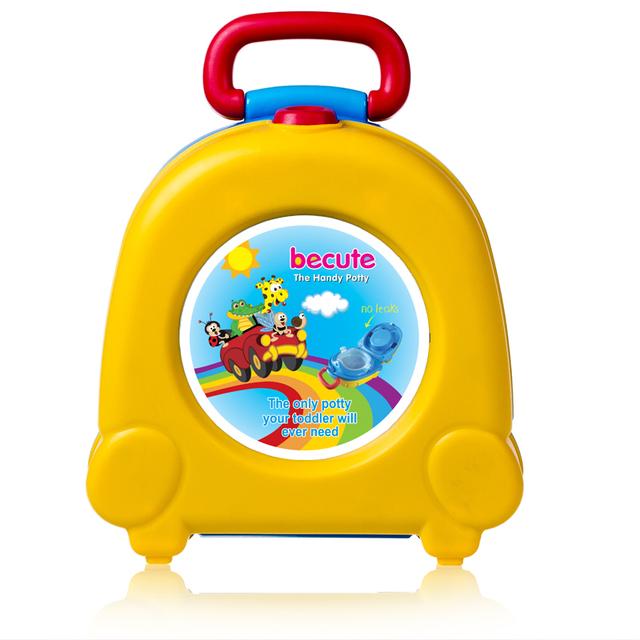 Saco de viagem portátil um pequeno qualidade mictório bacio bebé crianças pp + abs higiênico squatty abattant wc penicos bebê carro da moda penico