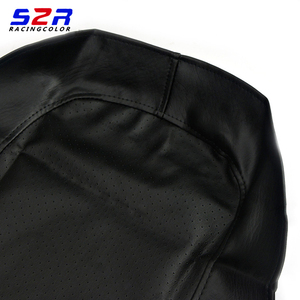 Image 3 - S2R 오토바이 시트 커버 YAMAHA YBR125 YS150 YBR YB 125 YS150 범용 스쿠터 쿠션 가죽 케이스